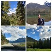 unterwegs und Joffre Lake