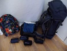 Reiseequipment