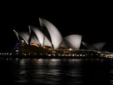 Opernhaus im Hafen Sydney