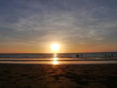 Sonnenuntergang Mindil-Beach