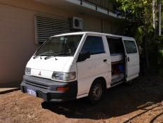 Mein Van