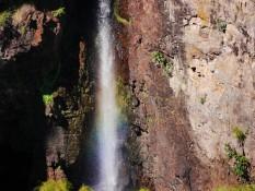 Regenbogen am Tolmer Falls