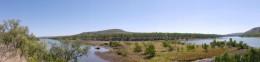 am Victoria River