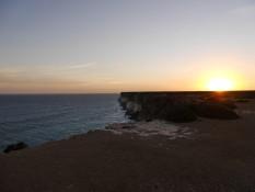 Die Klippen der Großen Australischen Bucht