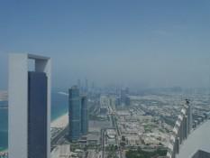 Abu Dhabi von Oben