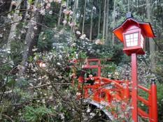 Nanzo in Tempelanlage