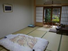 Zimmer im Tempel