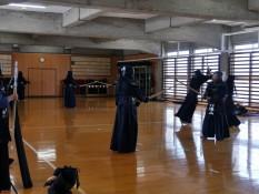 Darth Vader beim Training? :D