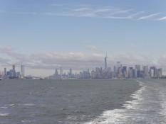Manhattan von Fähre