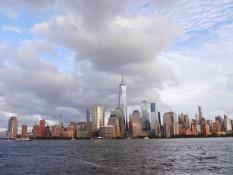 Manhattan von Jersy City