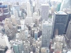 Manhattan bei Tag
