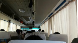 On the way to Hangzhou