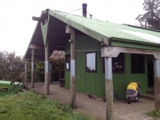 Panekire hut