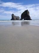 wharariki beach!