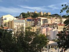 Blick zum Castle