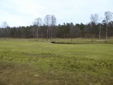 Golfplatz - hier nicht so kunstgrün wie in sonstwo