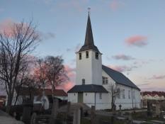 Church in Fiskebäckskil