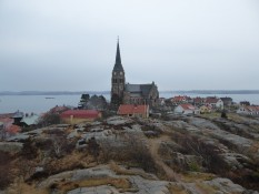 Curch of Lysekil