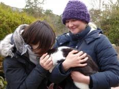 Wiedersehen mit der Schmusekatze - Reunion with the kuddly cat
