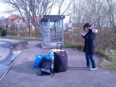 Ein Haufen Gepäck - Heaps of luggage