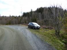 Unser super Leihwagen - Our super rental car