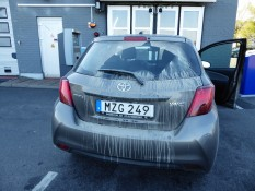 Unser super dreckiges Auto - Our totally dirty car