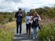 Jannes, Kirsten und/and Marta