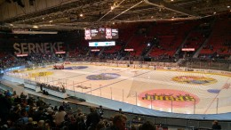 Icehockey in Skandinavium