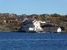 Research station in Fiskebäckskil
