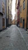 Gamla stan of Stockholm