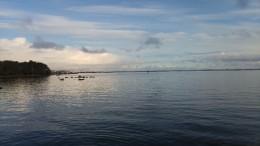 View from Kalmar to Öland