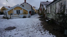 Kalmar's most beautiful street