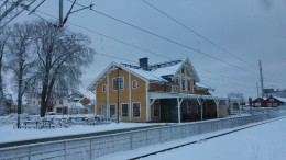 Station of Nybro