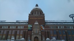 Riksmuseet of Stockholm