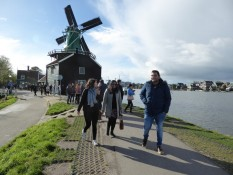Windmills outside Amsterdam