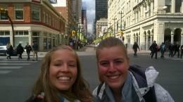 Anja and I :)