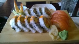 Best sushi in Vancouver!!!