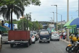 Frontera de Paraguay - Ausreise aus Paraguay