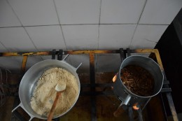 Preparación de Chicha