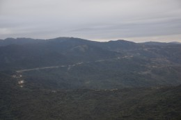 La ruta vieja a Cochabamba