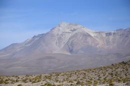 Cordillera de Andes