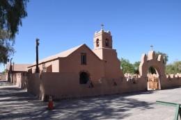 La iglesa - Die Kirche