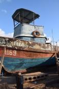 Barcos viejas