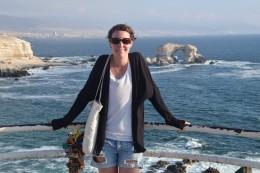 Das Portal von Antofagasta