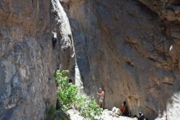 Escalar/Klettern