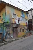 Graffitis ohne Ende ...