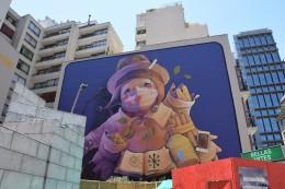Graffitis ...