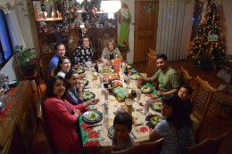 Weihnachten in Chile