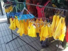 Gelbe Unterhosen =)