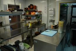 Un parte de la cocina